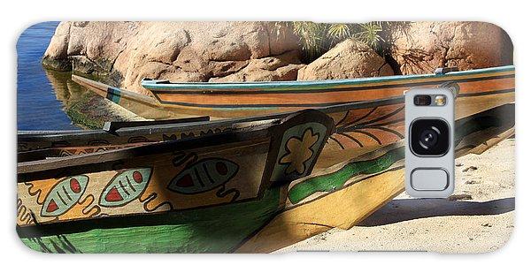 Colorul Canoe Galaxy Case