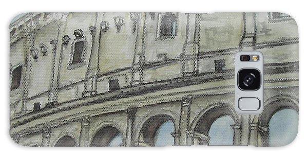 Colosseum Rome Italy Galaxy Case