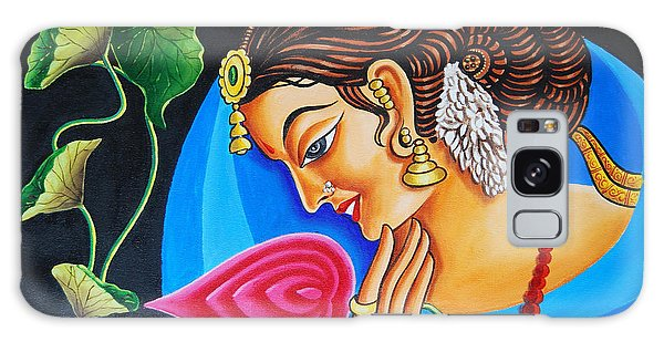 Colour And Creativity Galaxy Case by Ragunath Venkatraman