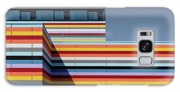 Rainbow Galaxy Case - Coloured Corner by Markus K??hne