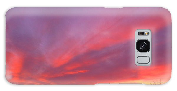 Colourful Arizona Sunset Galaxy Case