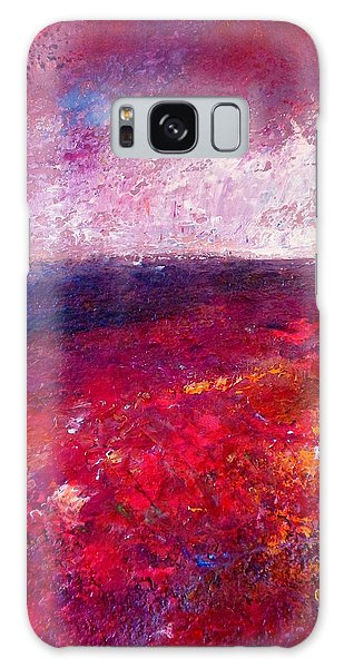 Colours Of Provence Galaxy Case