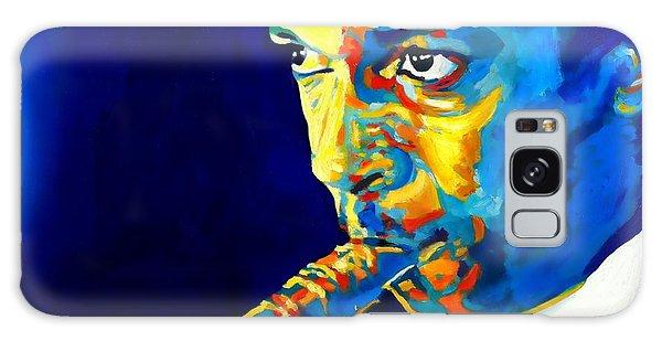 Hard Bop Galaxy Case - Coltrane-blu by Vel Verrept
