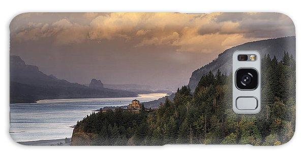 Columbia River Gorge Vista Galaxy Case