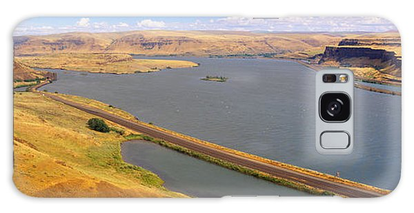 Chasm Galaxy Case - Columbia River In Oregon, Viewed by Panoramic Images