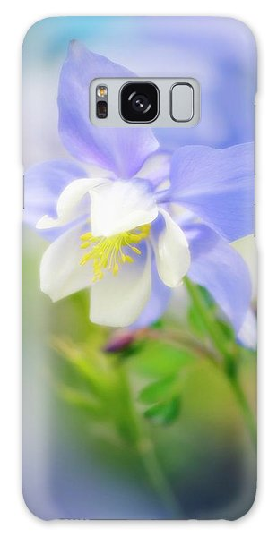 Aquilegia Galaxy Case - Columbine (aquilegia Sp.) by Maria Mosolova/science Photo Library