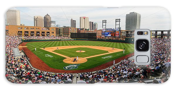 D24w-295 Columbus Clippers Photo Galaxy Case