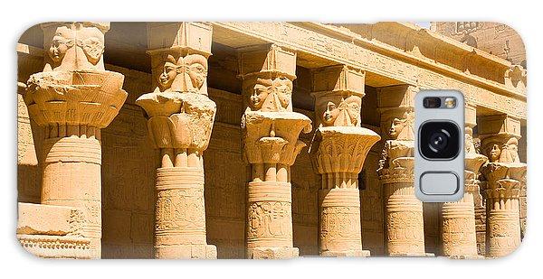 Column Art Galaxy Case
