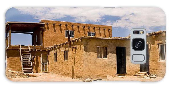 Acoma Pueblo Home Galaxy Case