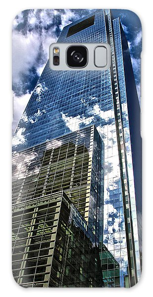 Galaxy Case - Comcast Tower by Frank Savarese