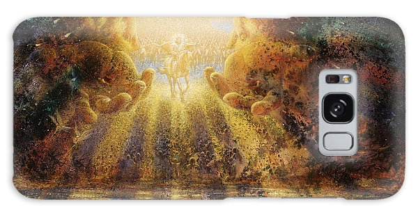 Healing Galaxy Case - Come Lord Come by Graham Braddock