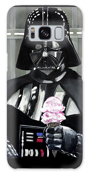 Come To The Dark Side... We Have Ice Cream. Galaxy Case