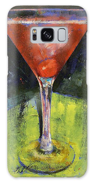 Comfortable Cherry Martini Galaxy Case