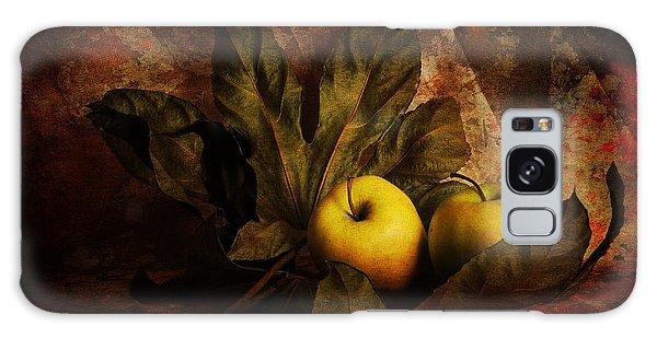Comfy Apples Galaxy Case