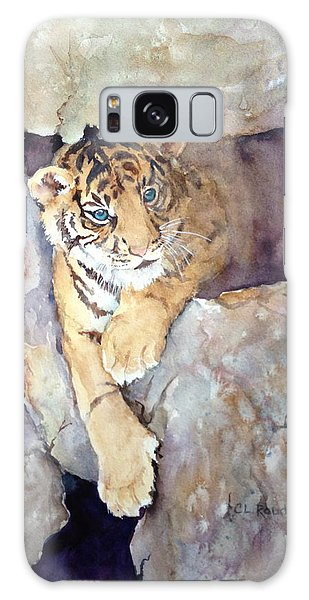 Tiger Cub Galaxy Case
