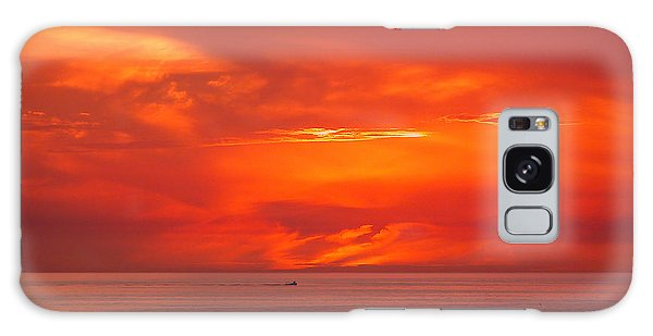 Coming Home Galaxy Case by Mariarosa Rockefeller