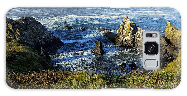 Coming Together Galaxy Case by Belinda Greb