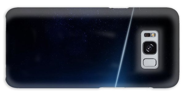 Earth Galaxy Case - Communication Between Satellite And Earth by Johan Swanepoel