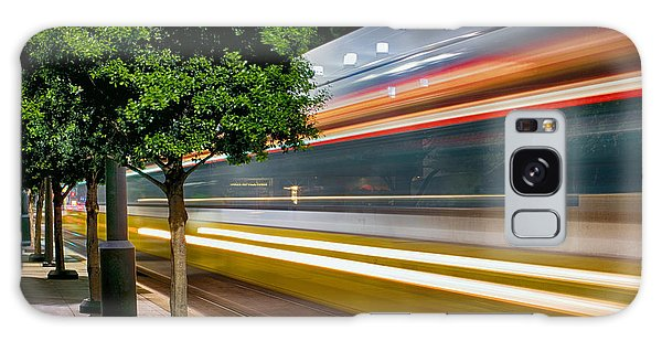 Dallas Commuter Train 052214 Galaxy Case