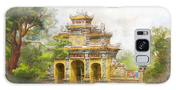 Cultural Center Galaxy Case - Complex Of Hue Monuments by Catf