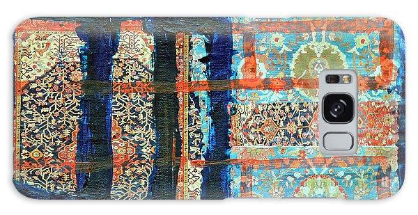 Composition Orientale No 2 Galaxy Case by Walter Fahmy