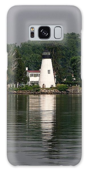 Concord Point Lighthouse Galaxy Case