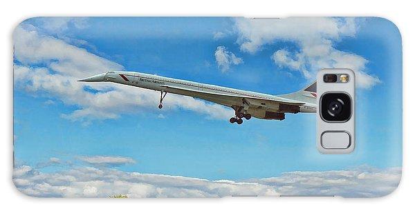 Concorde On Finals Galaxy Case