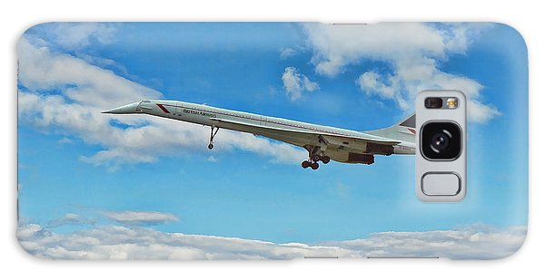 Concorde On Finals Galaxy Case