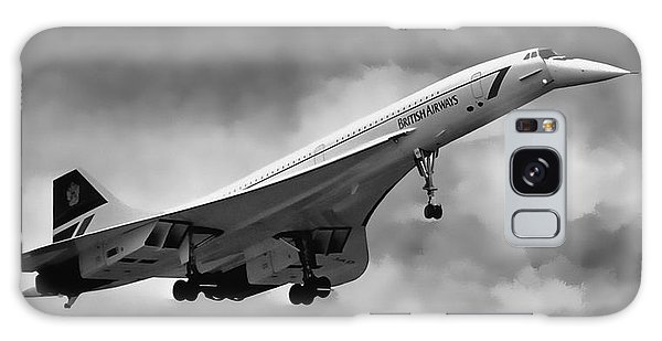 Concorde Supersonic Transport S S T Galaxy Case