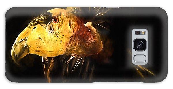 Condor Galaxy S8 Case - Condor Americana - Don't Mess Around With Me by Georgiana Romanovna