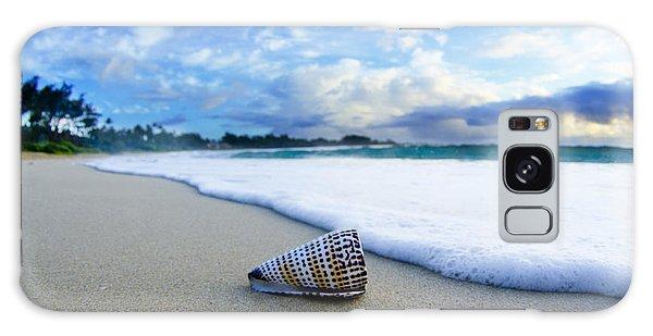 Beaches Galaxy Case - Cone Foam by Sean Davey