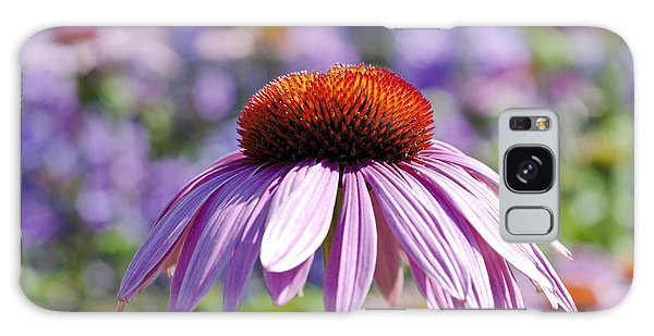 Coneflower Galaxy Case by Lana Enderle