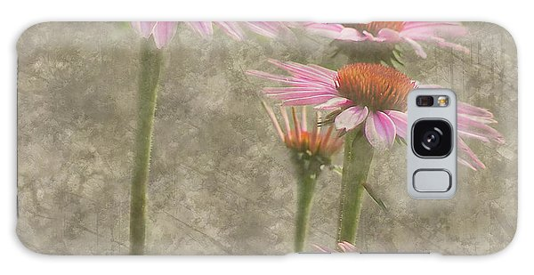 Coneflowers Galaxy Case