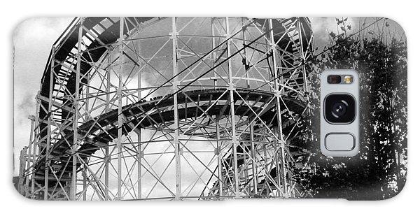 Coney Island Roller Coaster Galaxy Case