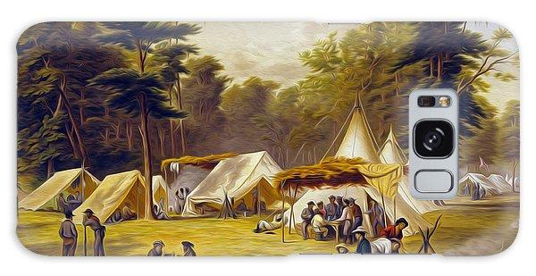 Confederate Camp Galaxy Case