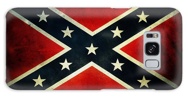 Battle Galaxy Case - Confederate Flag 4 by Les Cunliffe