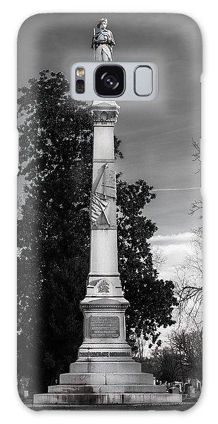 Confederate Monument Galaxy Case