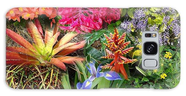 Confluent Flowers 6 Galaxy Case