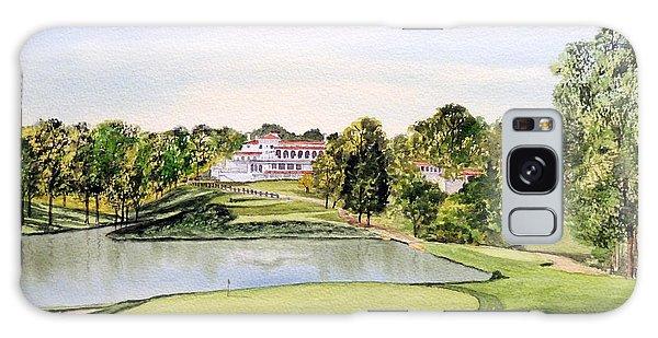 Congressional Golf Course 10th Hole Galaxy Case