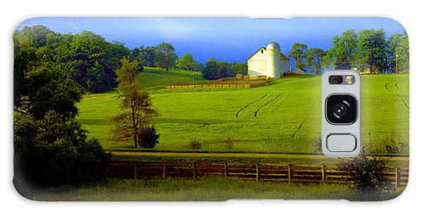 Conley Road Farm Spring Time Galaxy Case