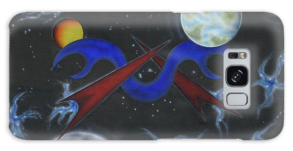 Connectivity Galaxy Case by Kenneth Clarke