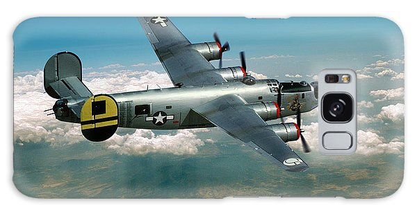 Consolidated B-24 Liberator Galaxy Case by Wernher Krutein