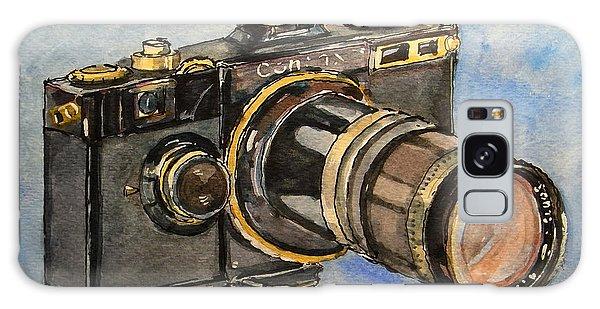 Camera Galaxy Case - Contax I by Juan  Bosco