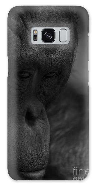 Contemplating Orangutan Galaxy Case