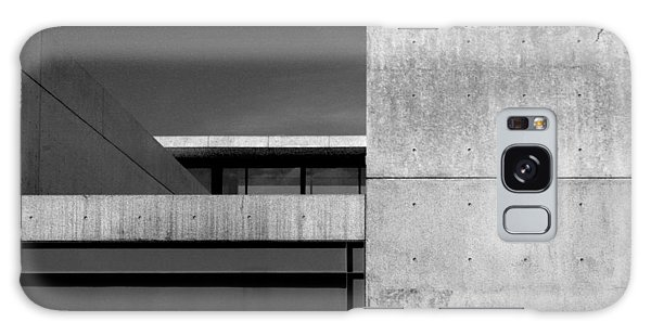 Contemporary Concrete Block Architecture Tree Galaxy Case