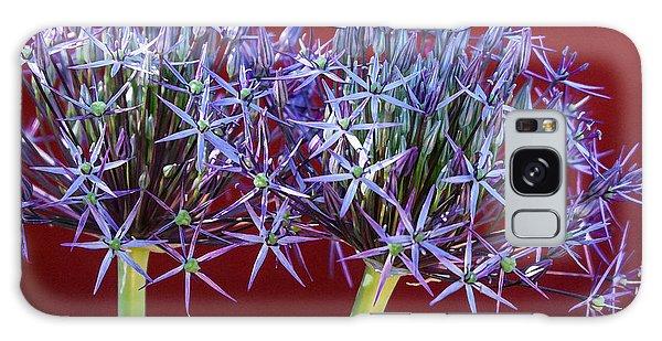 Flowering Onions Galaxy Case