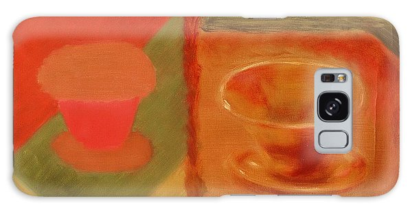 Online Shopping Cart Galaxy Case - Contrasts Bowl Me Over by Karen Francis