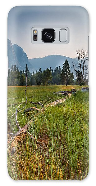 Cook's Meadow Galaxy Case by Mike Lee