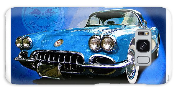 Cool Corvette Galaxy Case