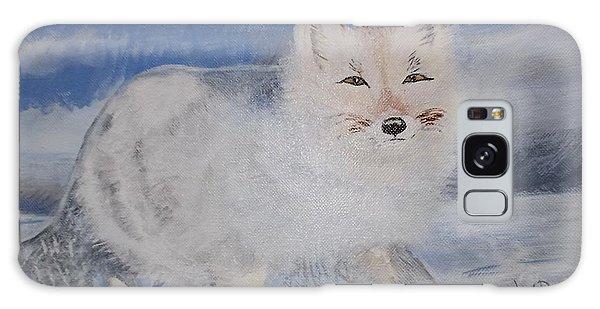 Cool Fox Galaxy Case by Francine Heykoop